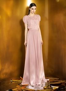 Шикарные вечерние платья в пол фото дорогие