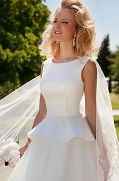Коллекция свадебных платьев не пышные