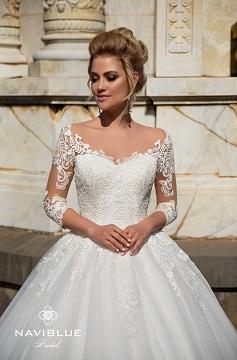 Перейти к коллекции Пышные свадебные платья 2017 | Naviblue